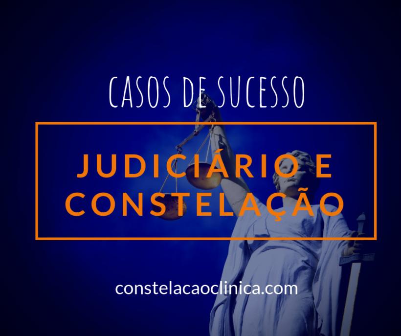 casos de sucesso de constelação familiar no judiciário