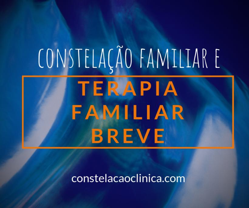 terapia familiar breve e constelação