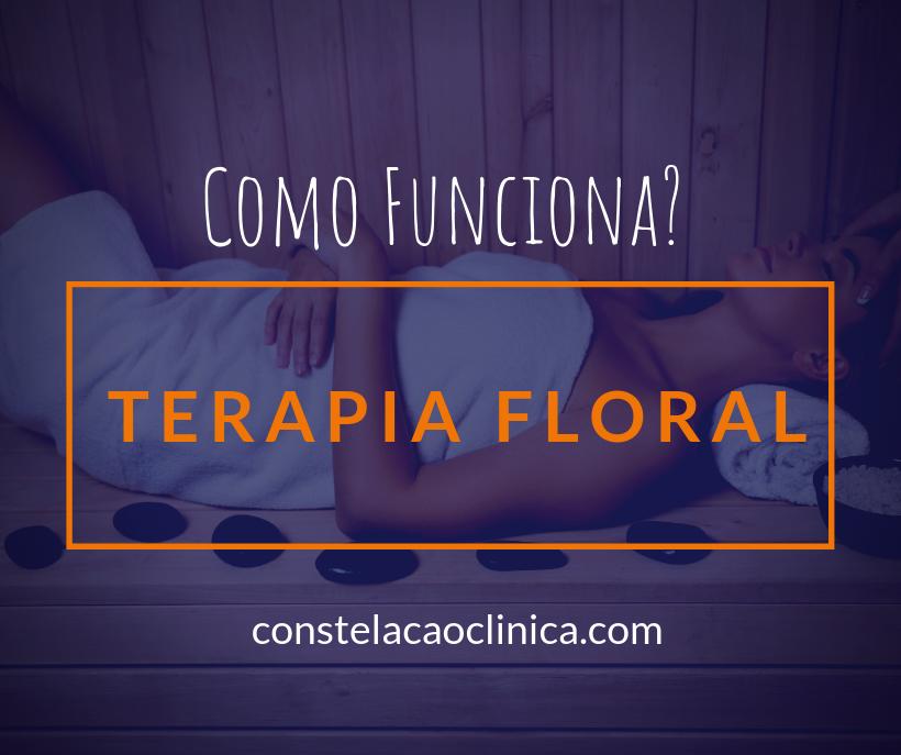 terapia floral como funciona