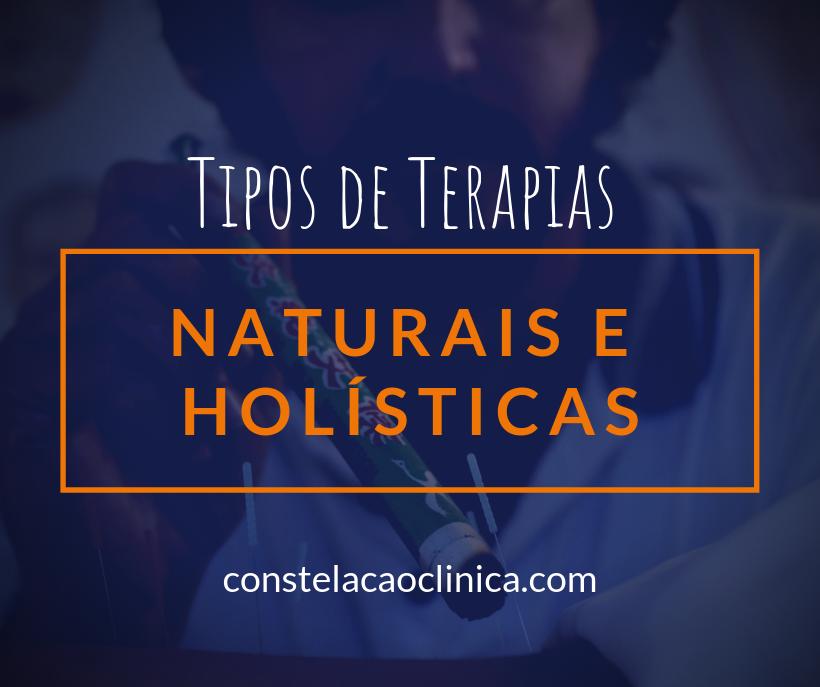 terapias naturais e holísticas