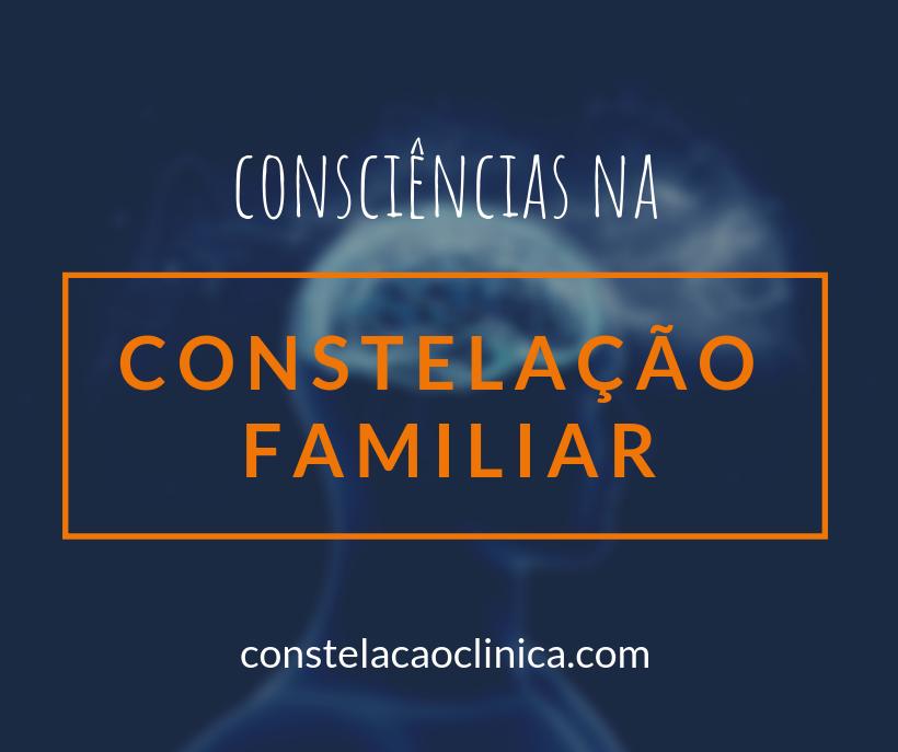 3 Consciências Da Constelação Familiar Constelação Clínica