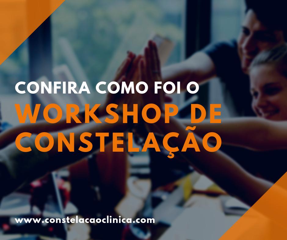 workshop de constelação