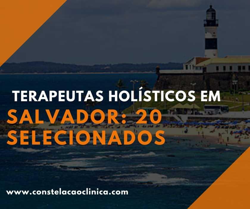Terapeutas holísticos em Salvador
