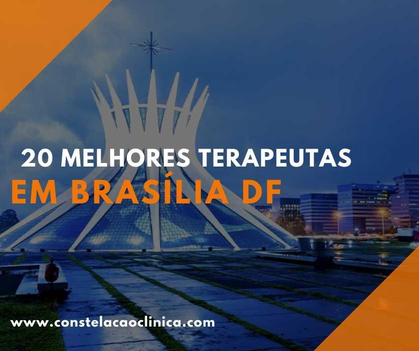terapeutas em Brasília