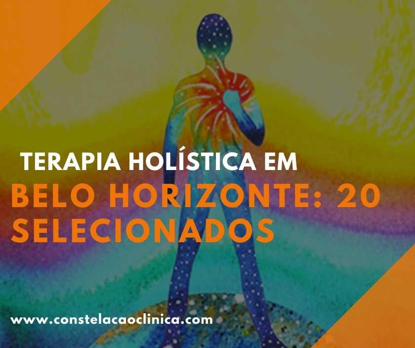 terapia holística em Belo Horizonte