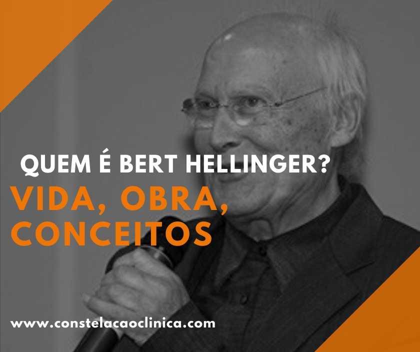 quem é bert hellinger - vida e obra
