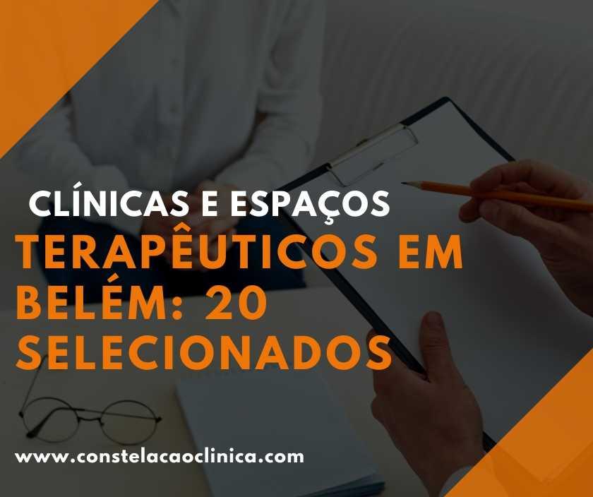 clinicas e espaços terapêuticos em Belém