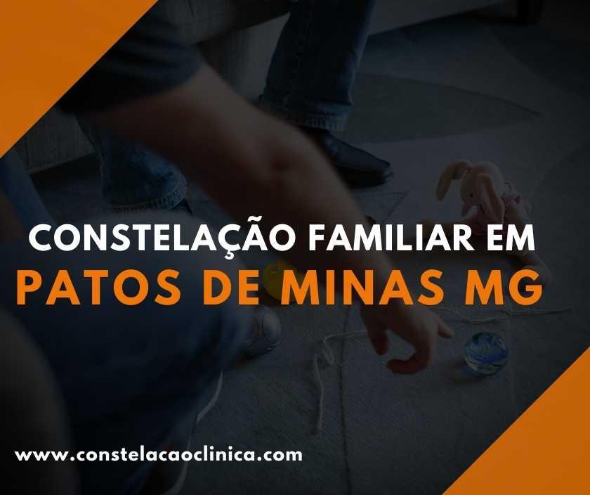 onde fazer Constelação familiar em Patos de Minas