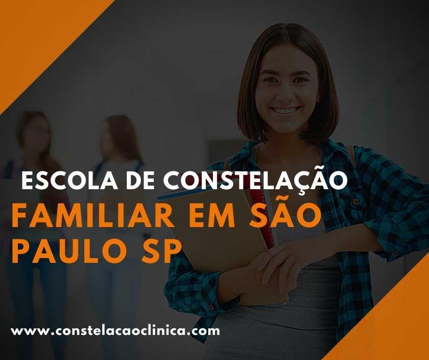 melhores escolas curso constelação familiar em São Paulo