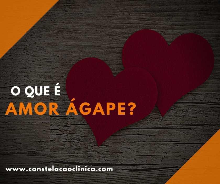 o que significa amor Ágape