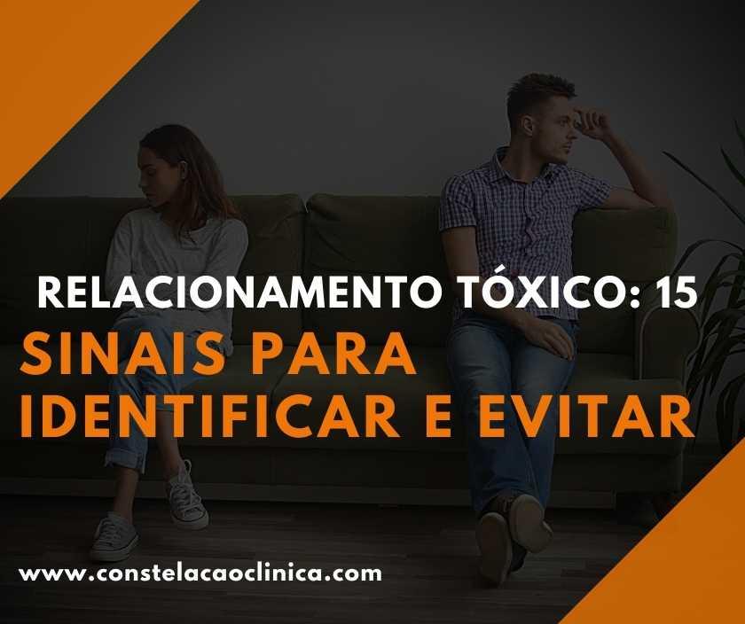 como identificar um relacionamento tóxico