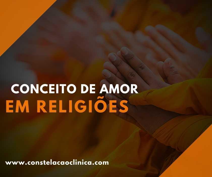 significado de amor nas religiões