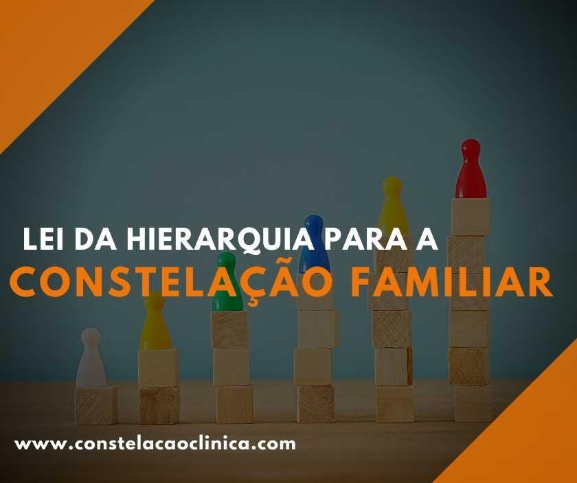 Nós encontraremos o nosso lugar na família com a Lei da hierarquia. Então, conheça mais sobre esse assunto tão importante da Constelação Familiar.